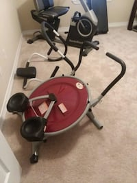 red and black stationary bike Mobile, 36695