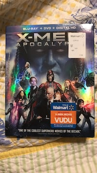 X-Men Apocalypse Blu Ray Movie Deer Park, 77536