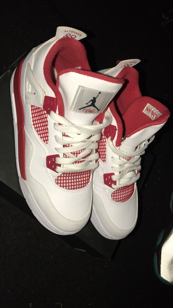 0b7334632e0c7f Used Jordan retro 4 alternative 89 size 7y for sale in Carson - letgo