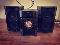 Sony stereo and speakers Portland, 97220