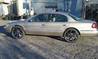 Lincoln - Continental - 2000 Orrville, 36767