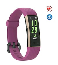 YoYoFit Fitness Tracker HR with Step Counter IP68 Waterproof Activity  San Benito, 78586