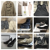 (Brand new) clothing and shoes St Thomas, N5R 6M6