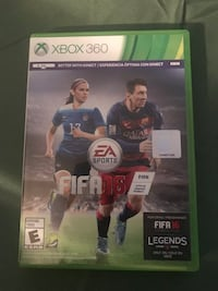 Xbox 360 FIFA 16 game New Tripoli, 18066