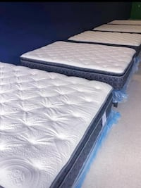 Mattress sales! 50-70% off retail! Financing available!! New in plastic with warranty! 1363 mi