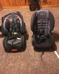 baby's black and gray car seat West Bloomfield, 48324