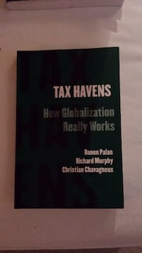 Tax havens how globalization really works Vancouver