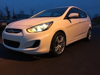 2012 Hyundai Accent GS 5-Door 6-Speed Automatic Baltimore