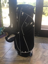 Black and white golf bag  Northville, 48167