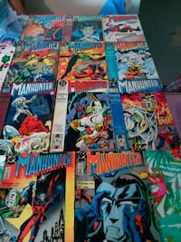 assorted Marvel comic book collection Mission, 78572