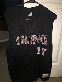 Wolfpack jersey used but clean  Las Vegas, 89183