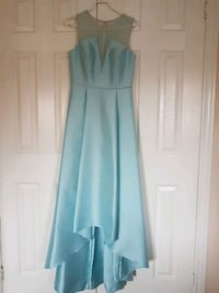 blue spaghetti strap maxi dress Mississauga, L5R 3Z8