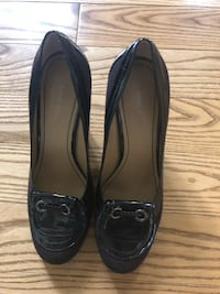 Nine West heels size 8.5 used once and indoor only Calgary, T2Y 4N7