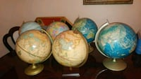 Globes for sale globe collection Walnut, 91789