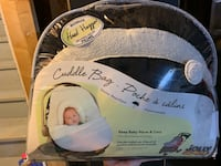 Cuddle bag for bucket car seat. Mississauga, L5R