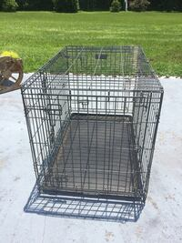 """SELECT/MIDWEST Three-Door Metal Folding Kennel/Crate/Cage (36""""x23""""x25"""") Dade City, 33525"""