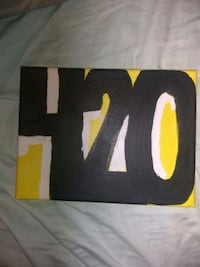 Handcrafted 420 wall decor
