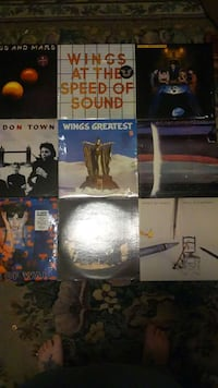 Wings and Paul McCartney Albums Summit, 60501