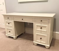 Pottery Barn Chelsea Desk (simply white) Athens, 30606