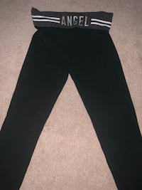 black and white Adidas track pants Stafford, 22554