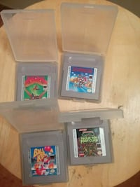 Original gameboy games 40 or 15 each Kitchener, N2N 1X4