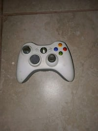 white Xbox 360 game controller Bakersfield, 93307
