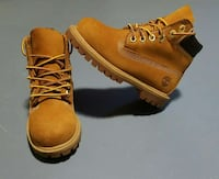 Wheat Timbs Size 10 (Toddler) Laurel, 20707