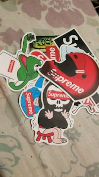 Supreme sticker lot Barrie, L4N 8V4
