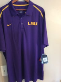 NEW NIKE DRI-FIT LSU SHIRT Baltimore, 21206