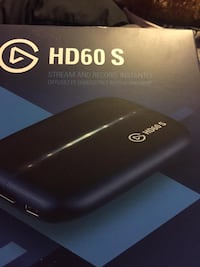 HD60 S stream and record instantly never opened Mississauga, L5V