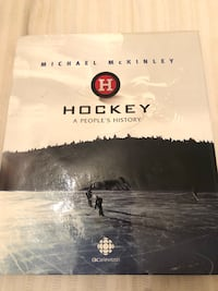 Hockey People A History book Mississauga, L5M 6V5