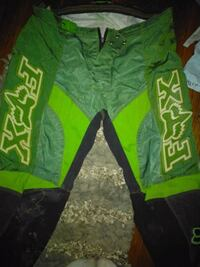 green and black Nike zip-up jacket