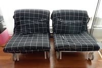 Ikea chair beds / sofa bed Vancouver, V6E