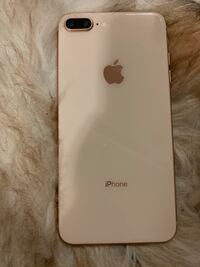 Rose gold iPhone 8 Plus Jersey City, 07307