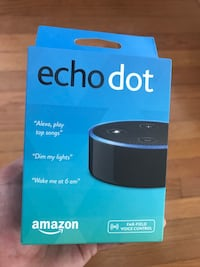 "Echo Dot ""Alexa"" 2nd Generation Ellicott City, 21043"