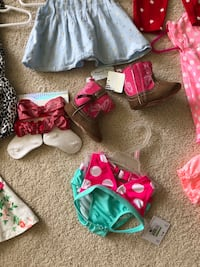new baby girl clothes Alexandria, 22301
