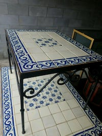Tile top cocktail table and end table Jacksonville, 32216