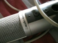OGFICIAL EXCLUSIVE AUDIO TECHNICA MIC(GET IT 2DAY) Washington