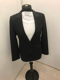Black Suit one button
