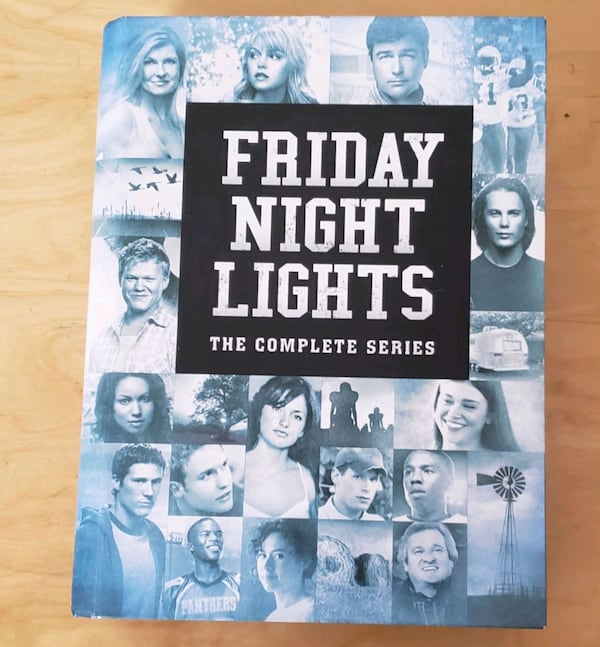Friday Night Lights Complete Series be655590-2be0-47bd-887f-9dfb86e45c07