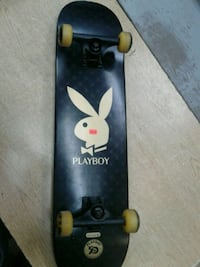 Playboy's 50th Anniversary Collection Skateboard