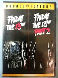 Friday the 13th part 1 and part 2 double feature d Glen Burnie