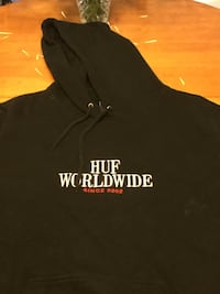 Black XL Huff Worldwide hoodie Fairfax, 22030