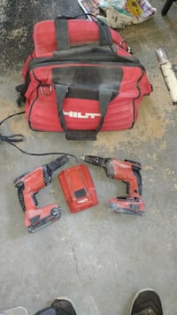 red and black Milwaukee power tool Surrey, V3T 1H1