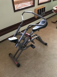 Cardio Glide Plus Exercise Bike