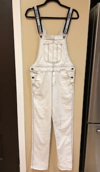 Woman's Dickies white overalls  La Puente, 91746