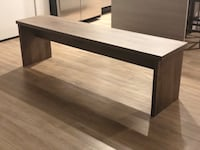 Wooden Dining Bench Somerville, 02145