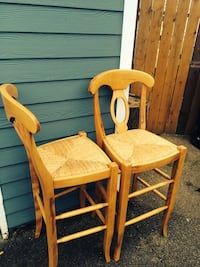 Bar stools with Rattan seats New Portland, 97267