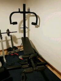 black and gray gym equipment Danville, 24541