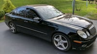 2009 Mercedes - E350 AMG- low miles West Chester